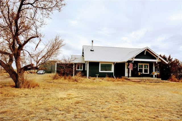 40960 County Road 85, Briggsdale, CO 80611 (#9222265) :: Bring Home Denver with Keller Williams Downtown Realty LLC