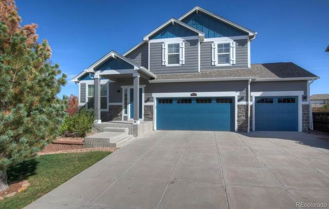 15935 Savory Circle, Parker, CO 80134 (#9222385) :: James Crocker Team