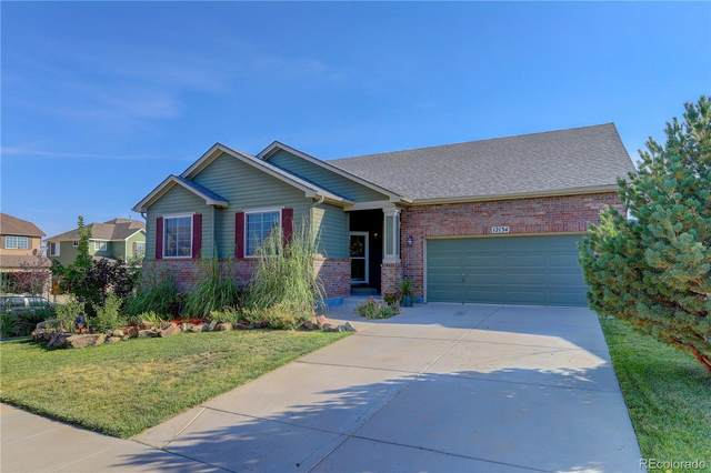 12134 S Great Plain Way SE, Parker, CO 80134 (#9222437) :: The HomeSmiths Team - Keller Williams