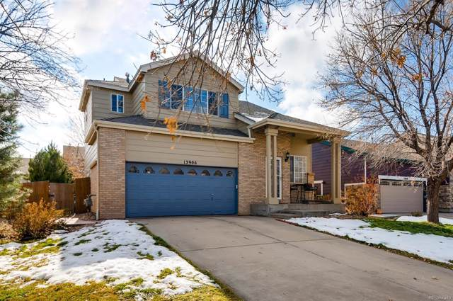 13906 E 105th Place, Commerce City, CO 80022 (#9222450) :: My Home Team