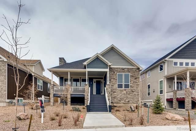 4507 Fell Mist Way, Castle Rock, CO 80109 (#9222487) :: Wisdom Real Estate