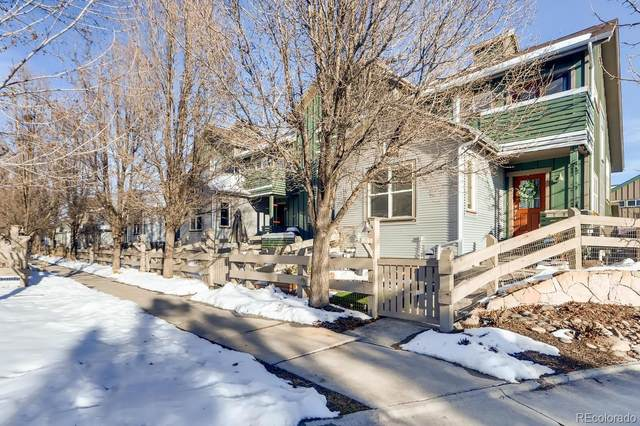 155 Rendezvous Drive, Lafayette, CO 80026 (#9223026) :: The Brokerage Group