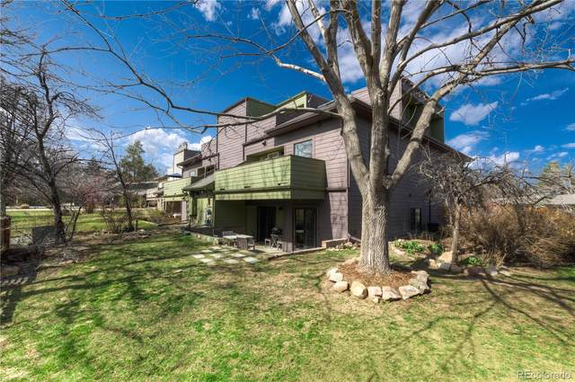 3705 Birchwood Drive #8, Boulder, CO 80304 (MLS #9223108) :: 8z Real Estate