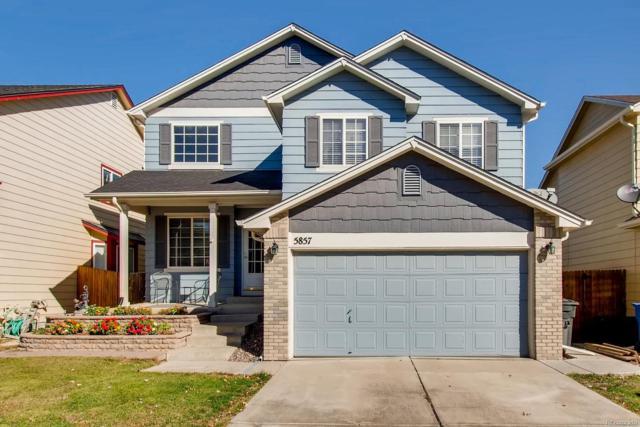 5857 E 122nd Drive, Brighton, CO 80602 (MLS #9223470) :: 8z Real Estate