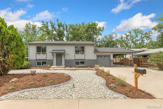 6787 Pierce Street, Arvada, CO 80003 (#9223546) :: Peak Properties Group