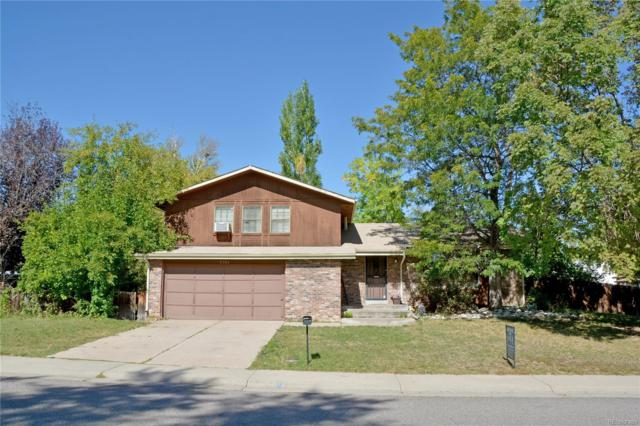 7201 S Webster Street, Littleton, CO 80128 (#9223760) :: The City and Mountains Group