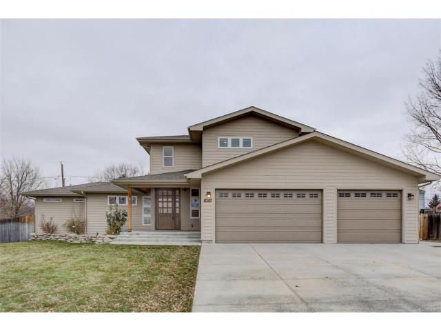 8383 S Wadsworth Court, Littleton, CO 80128 (#9224130) :: The Peak Properties Group