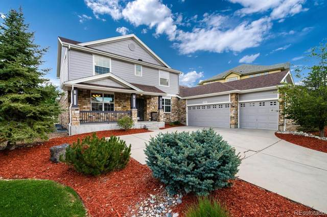 22194 E Geddes Place, Aurora, CO 80016 (#9224139) :: The DeGrood Team