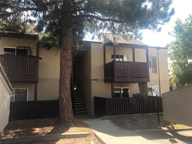 9995 E Harvard Avenue #297, Denver, CO 80231 (#9224388) :: Mile High Luxury Real Estate