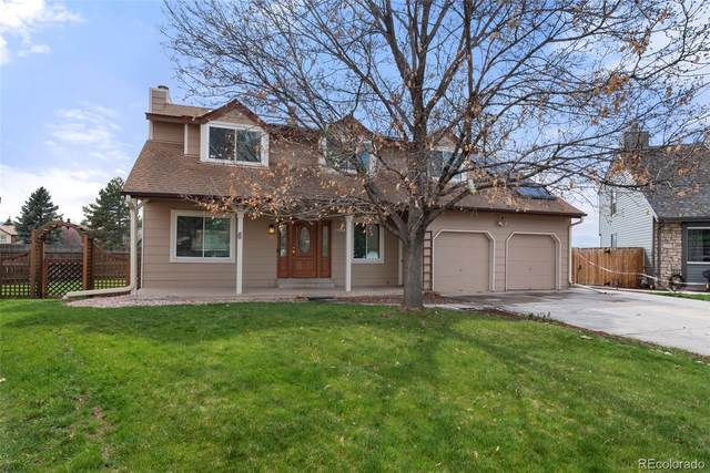 8033 W Plymouth Place, Littleton, CO 80128 (#9224418) :: Mile High Luxury Real Estate