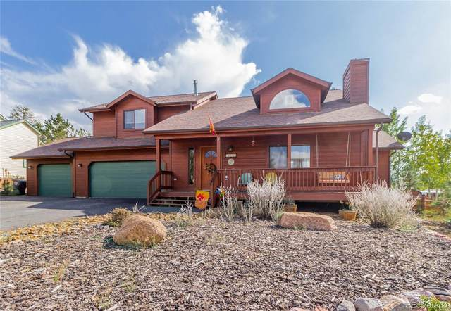 2217 Valley View Drive, Woodland Park, CO 80863 (#9224646) :: The DeGrood Team