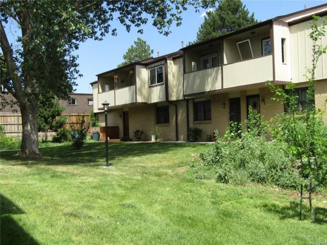 1847 Quail Street #10, Lakewood, CO 80215 (#9225613) :: Colorado Home Finder Realty