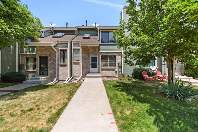 8737 W Cornell Avenue #5, Lakewood, CO 80227 (#9225702) :: Wisdom Real Estate