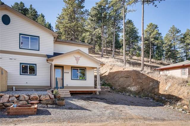 26448 Grateful Way, Kittredge, CO 80457 (MLS #9226297) :: Kittle Real Estate