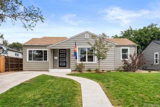 1050 N Hooker Street, Denver, CO 80204 (MLS #9226680) :: 8z Real Estate