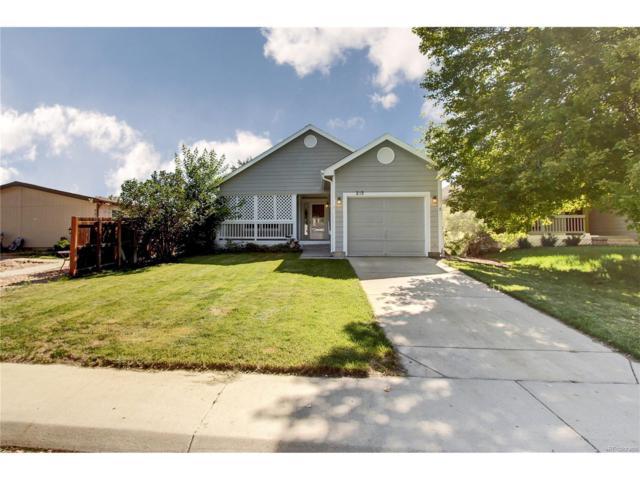 215 Kattell Street, Erie, CO 80516 (MLS #9226985) :: 8z Real Estate