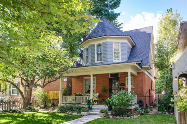 2337 Dexter Street, Denver, CO 80207 (#9227231) :: The City and Mountains Group