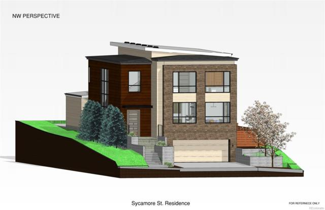 5956 Sycamore Street, Littleton, CO 80120 (#9227613) :: The Peak Properties Group