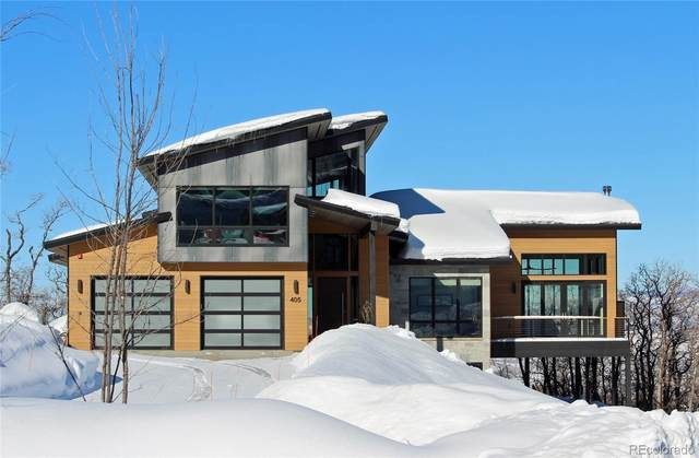 405 Boulder Ridge Road, Steamboat Springs, CO 80487 (#9227784) :: The Dixon Group