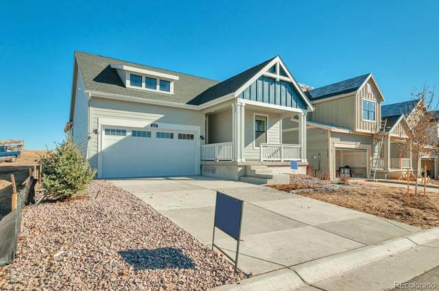 1125 E Witherspoon Drive, Elizabeth, CO 80107 (MLS #9227838) :: The Sam Biller Home Team