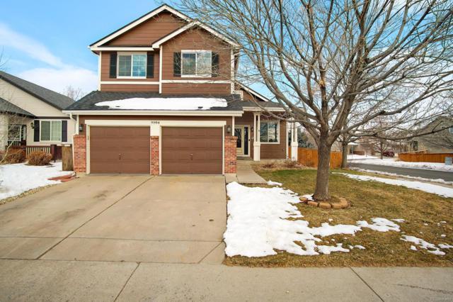 9984 Sylvestor Road, Highlands Ranch, CO 80129 (MLS #9227852) :: 8z Real Estate