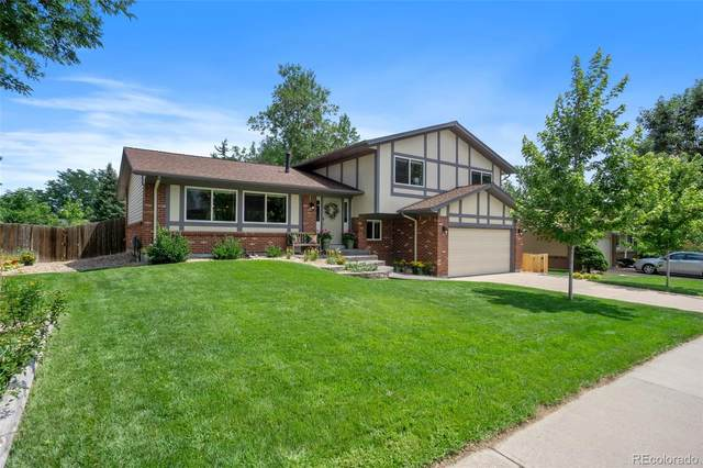12621 W Asbury Place, Lakewood, CO 80228 (MLS #9228330) :: Keller Williams Realty