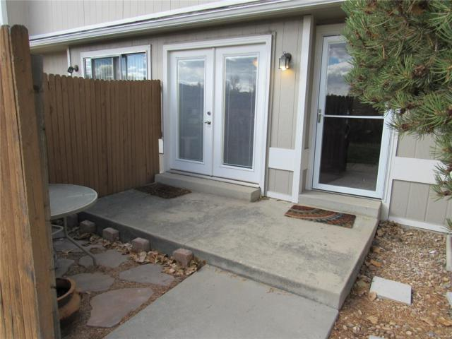 7911 Chase Circle #162, Arvada, CO 80003 (#9228613) :: The Peak Properties Group