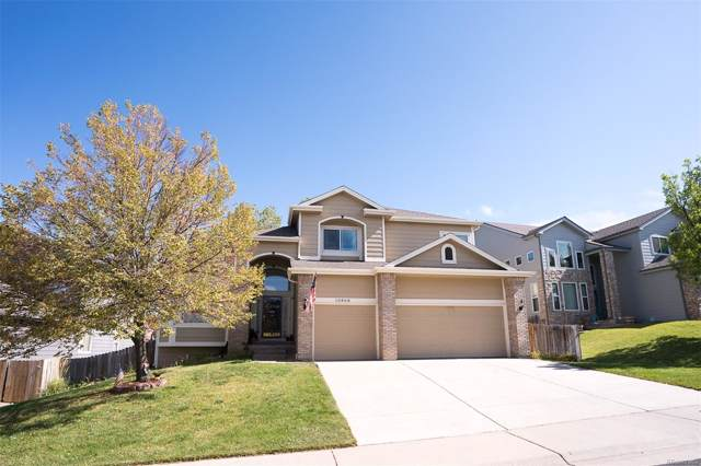 10868 Willow Reed Circle, Parker, CO 80134 (#9229643) :: The Healey Group