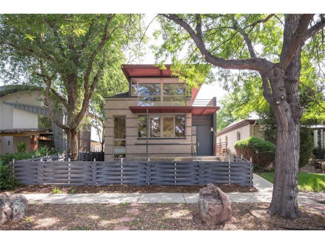 450 Washington Street, Denver, CO 80203 (MLS #9229813) :: 8z Real Estate
