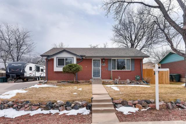 1080 Dean Drive, Northglenn, CO 80233 (#9229929) :: James Crocker Team