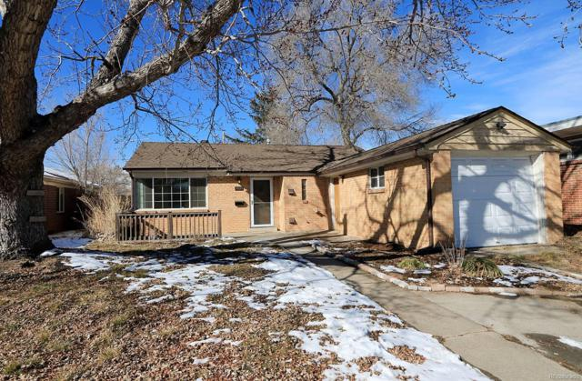 3035 Ivy Street, Denver, CO 80207 (MLS #9231336) :: 8z Real Estate