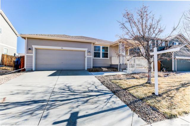 466 N 48th Avenue, Brighton, CO 80601 (#9231341) :: The Peak Properties Group