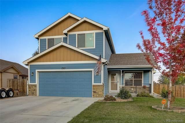210 S Marjorie Avenue, Milliken, CO 80543 (#9231430) :: iHomes Colorado