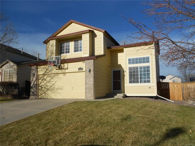 4931 Collinsville Place, Highlands Ranch, CO 80130 (#9231685) :: ParkSide Realty & Management