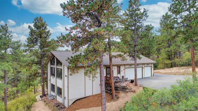 3625 Range View Road, Monument, CO 80132 (MLS #9231701) :: 8z Real Estate