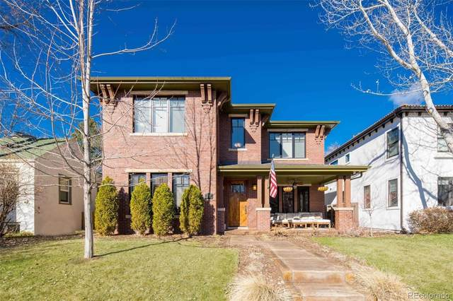 2335 S Adams Street, Denver, CO 80210 (MLS #9232083) :: 8z Real Estate