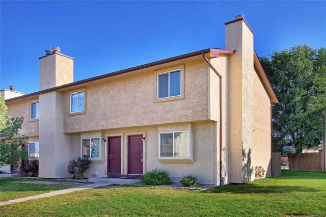 3089 Starlight Circle, Colorado Springs, CO 80916 (MLS #9232589) :: 8z Real Estate