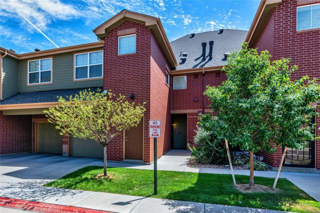 9637 E 5th Avenue #103, Denver, CO 08230 (#9233132) :: The Healey Group