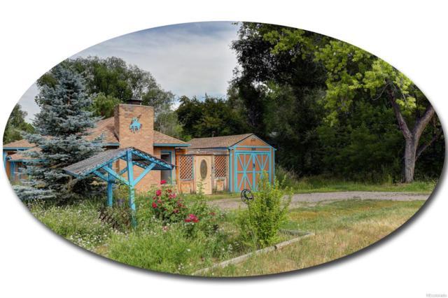 830 S Harlan Street, Lakewood, CO 80226 (#9233159) :: The HomeSmiths Team - Keller Williams