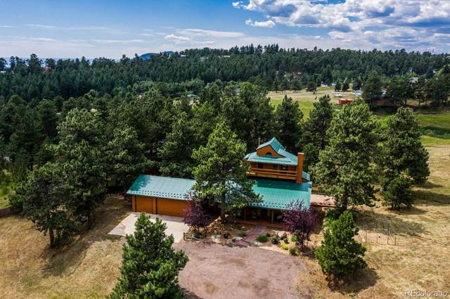 686 Lookout Mountain Road, Golden, CO 80401 (#9233347) :: HomeSmart
