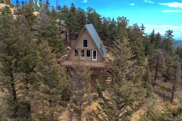 6840 Eagle Mountain Road, Manitou Springs, CO 80829 (MLS #9233542) :: 8z Real Estate