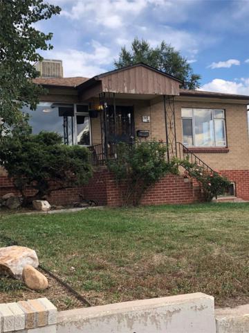 510 S Stuart Street, Denver, CO 80219 (#9233550) :: House Hunters Colorado