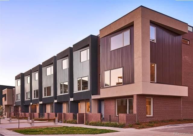 1612 N Quitman Street N #9, Denver, CO 80204 (#9233730) :: HomeSmart Realty Group