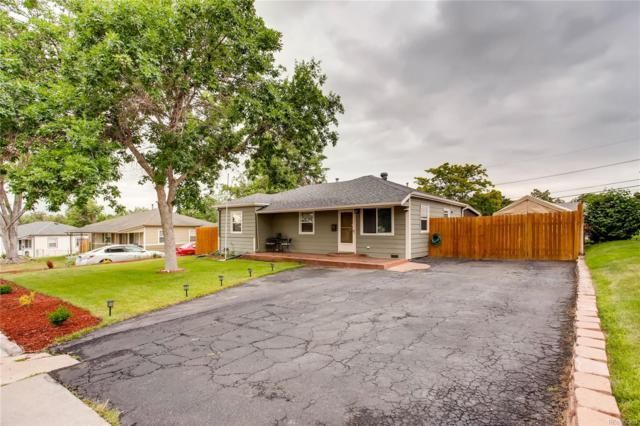 8861 Race Street, Thornton, CO 80229 (#9233805) :: The Peak Properties Group