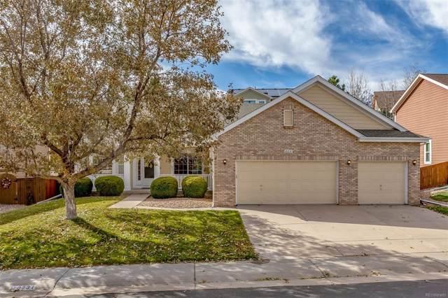 10231 Nickolas Avenue, Highlands Ranch, CO 80130 (#9233847) :: The Peak Properties Group