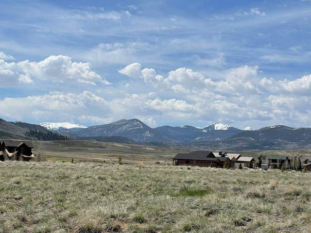 1365 Wildhorse Circle, Granby, CO 80446 (#9233921) :: The DeGrood Team