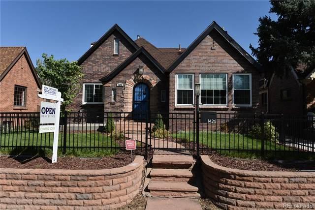 1426 Glencoe Street, Denver, CO 80220 (MLS #9234022) :: Bliss Realty Group