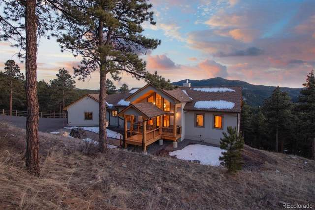 2848 Quartz Ridge Road, Evergreen, CO 80439 (MLS #9234200) :: Bliss Realty Group