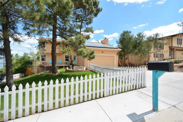 2990 Purgatory Drive, Colorado Springs, CO 80918 (MLS #9234840) :: Kittle Real Estate