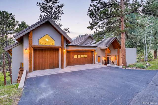 25518 Foothills Drive, Golden, CO 80401 (#9234853) :: Mile High Luxury Real Estate